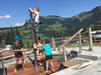 summer images of Westendorf & region